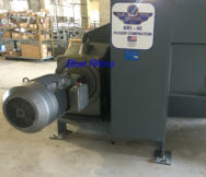 40 hp auger compactor direct-drive