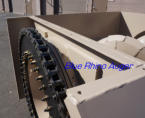 20 horsepower Auger Compactor chain